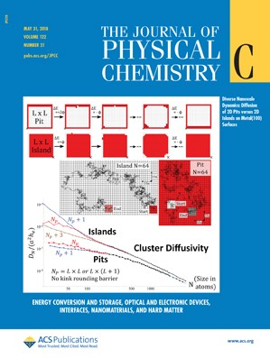 Journal of Physical Chemistry C: Volume 122, Issue 21