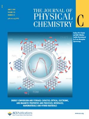 Journal of Physical Chemistry C: Volume 122, Issue 22