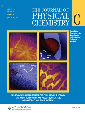 Journal of Physical Chemistry C: Volume 122, Issue 24