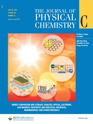 Journal of Physical Chemistry C: Volume 122, Issue 25