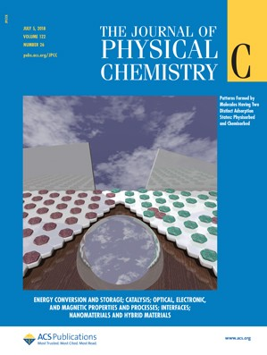 Journal of Physical Chemistry C: Volume 122, Issue 26