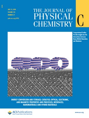 Journal of Physical Chemistry C: Volume 122, Issue 27