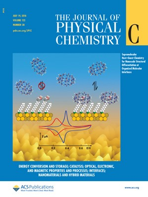Journal of Physical Chemistry C: Volume 122, Issue 28