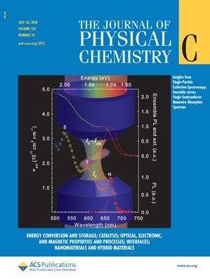 Journal of Physical Chemistry C: Volume 122, Issue 29