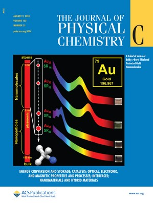 Journal of Physical Chemistry C: Volume 122, Issue 31