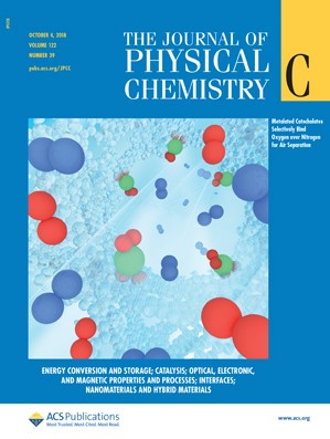 Journal of Physical Chemistry C: Volume 122, Issue 39