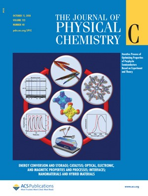 Journal of Physical Chemistry C: Volume 122, Issue 40