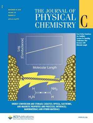 Journal of Physical Chemistry C: Volume 122, Issue 47
