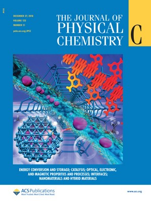 Journal of Physical Chemistry C: Volume 122, Issue 51
