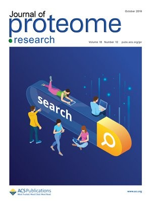 Journal of Proteome Research: Volume 18, Issue 10
