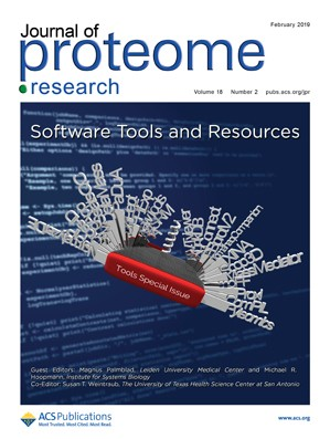 Journal of Proteome Research: Volume 18, Issue 2