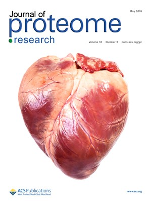 Journal of Proteome Research: Volume 18, Issue 5
