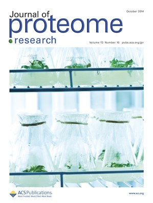 Journal of Proteome Research: Volume 13, Issue 10