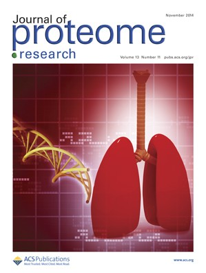 Journal of Proteome Research: Volume 13, Issue 11