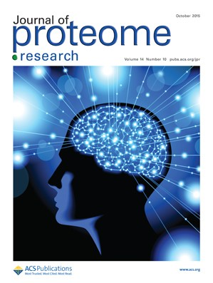 Journal of Proteome Research: Volume 14, Issue 10