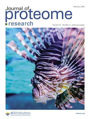 Journal of Proteome Research: Volume 14, Issue 2
