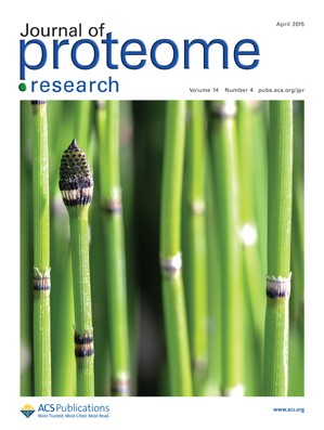 Journal of Proteome Research: Volume 14, Issue 4