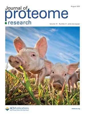 Journal of Proteome Research: Volume 14, Issue 8
