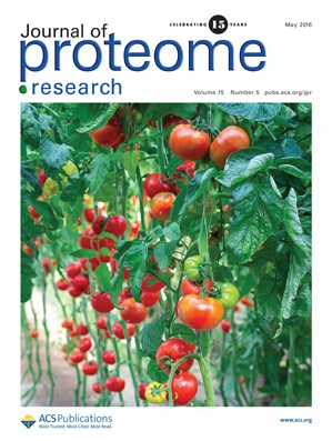 Journal of Proteome Research: Volume 15, Issue 5