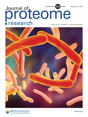 Journal of Proteome Research: Volume 15, Issue 9