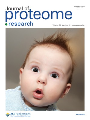 Journal of Proteome Research: Volume 16, Issue 10