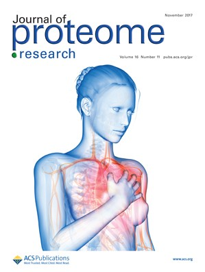 Journal of Proteome Research: Volume 16, Issue 11