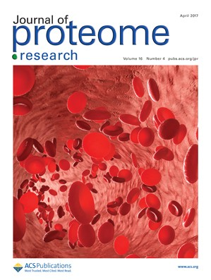 Journal of Proteome Research: Volume 16, Issue 4