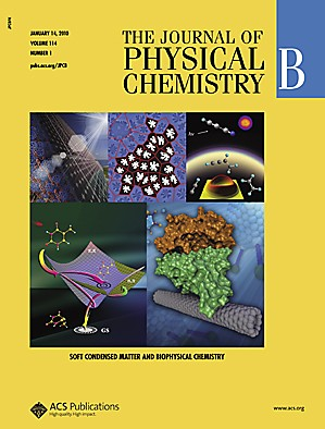 The Journal of Physical Chemistry B: Volume 114, Issue 1