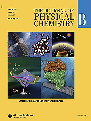 The Journal of Physical Chemistry B: Volume 114, Issue 15