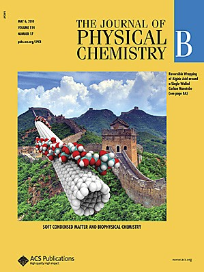 The Journal of Physical Chemistry B: Volume 114, Issue 17