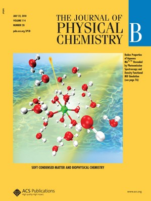 The Journal of Physical Chemistry B: Volume 114, Issue 28