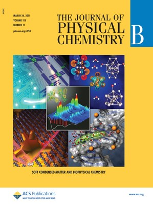 The Journal of Physical Chemistry B: Volume 115, Issue 11