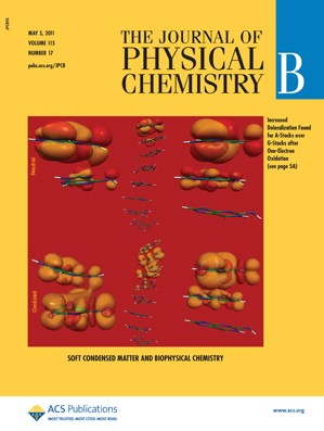 The Journal of Physical Chemistry B: Volume 115, Issue 17