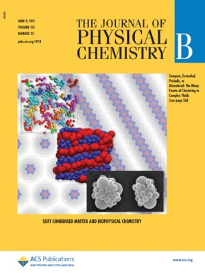 The Journal of Physical Chemistry B: Volume 115, Issue 22