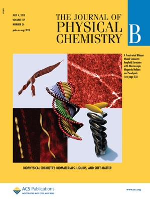 The Journal of Physical Chemistry B: Volume 117, Issue 26