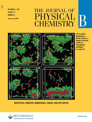 The Journal of Physical Chemistry B: Volume 117, Issue 35