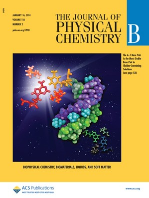 The Journal of Physical Chemistry B: Volume 118, Issue 2
