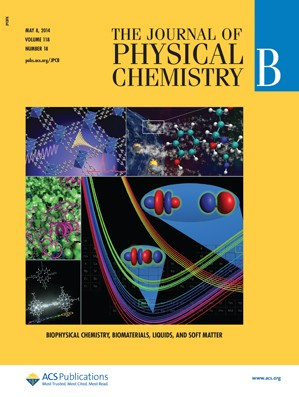 The Journal of Physical Chemistry B: Volume 118, Issue 18