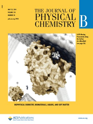 The Journal of Physical Chemistry B: Volume 118, Issue 20