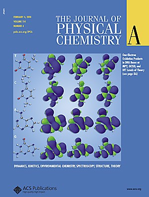 The Journal of Physical Chemistry A: Volume 114, Issue 4