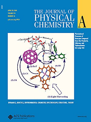 The Journal of Physical Chemistry A: Volume 114, Issue 16