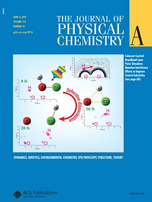 The Journal of Physical Chemistry A: Volume 114, Issue 21