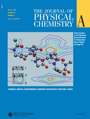 The Journal of Physical Chemistry A: Volume 114, Issue 27