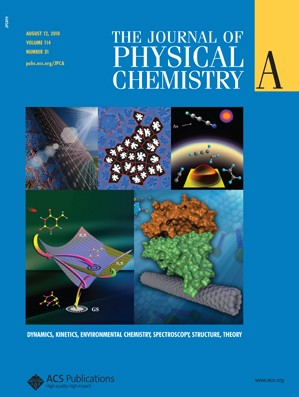 The Journal of Physical Chemistry A: Volume 114, Issue 31