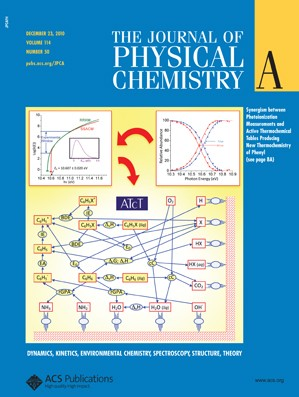 The Journal of Physical Chemistry A: Volume 114, Issue 50
