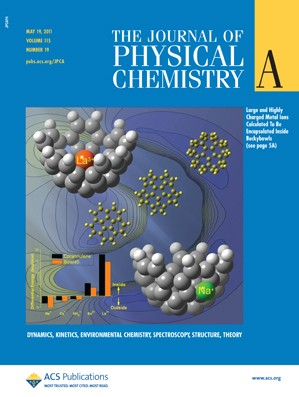 The Journal of Physical Chemistry A: Volume 115, Issue 19