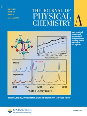 The Journal of Physical Chemistry A: Volume 115, Issue 24