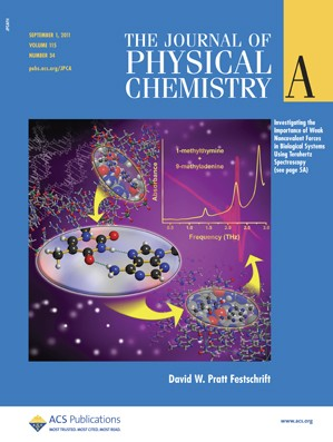 The Journal of Physical Chemistry A: Volume 115, Issue 34
