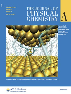 The Journal of Physical Chemistry A: Volume 115, Issue 37