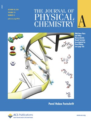 The Journal of Physical Chemistry A: Volume 115, Issue 41